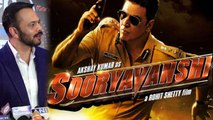 Akshay Kumar's  Sooryavanshi: Rohit Shetty reveals big update about leading lady of film | FilmiBeat