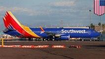 Pesawat Southwest 737 Max 8 mendarat darurat di Orlando - TomoNews