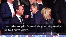 Emmanuel Macron : Nicolas Sarkozy change son fusil d'épaule