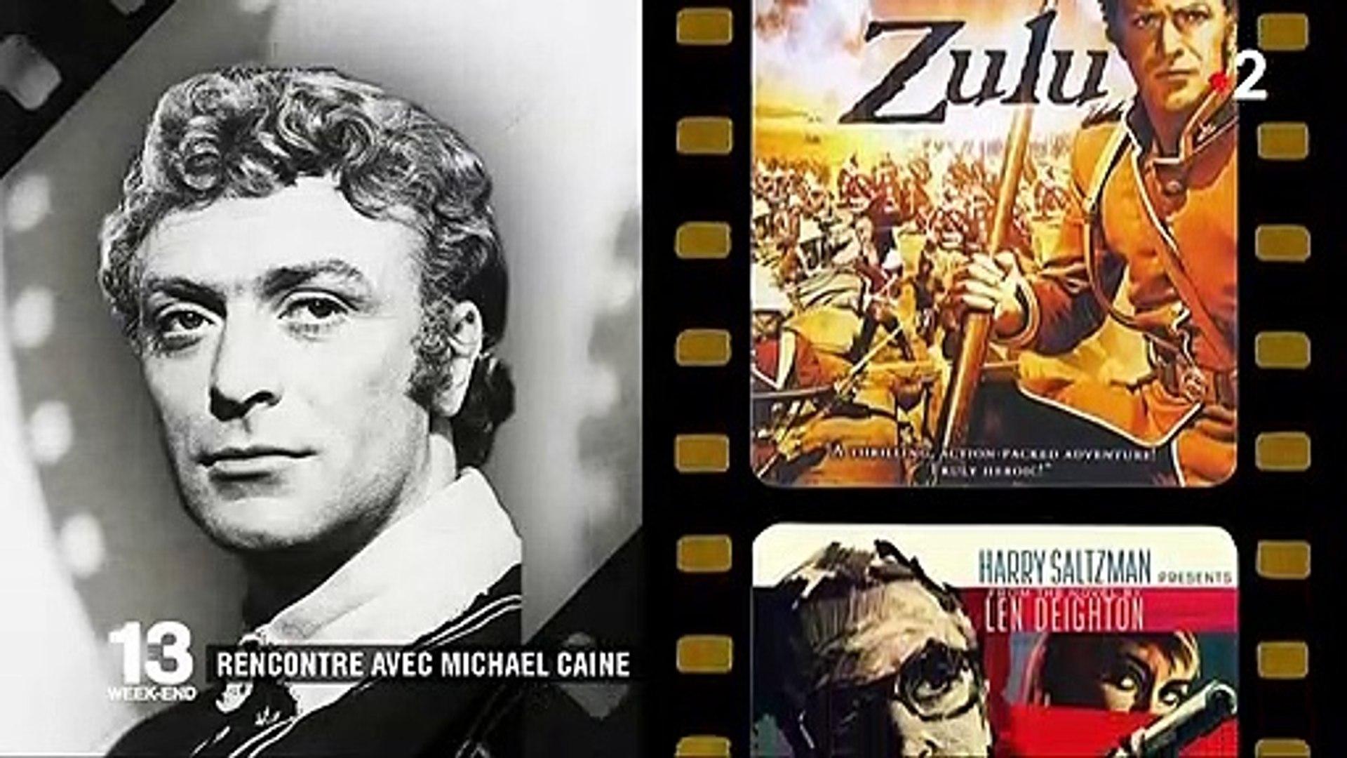 Rencontre avec Michael Caine, légende du cinéma britannique