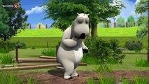 Bernard Bear | Banc cassé ET PLUS | Dessins Animés Pour Enfants | WildBrain