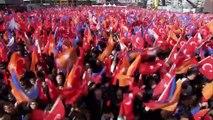 Cumhurbaşkanı Erdoğan, Bağcılar Mitingi'ne katıldı - İSTANBUL