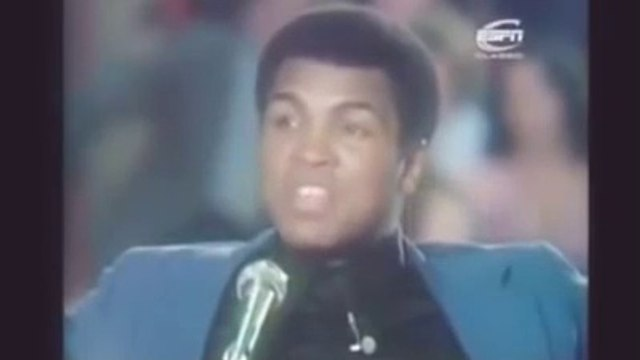 Muhammed Ali explaining why he became a Muslim - amazing and inspirational tribute
