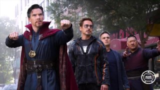 Avengers Infinity War Extended Behind The Scenes