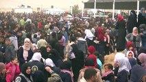 Hamas leader arrives at rallying point near Israeli border