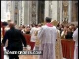 Nuevas imágenes de la agresión al Papa