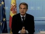 Zapatero felicita la Navidad a los soldados españoles fuera de nuestras fronteras