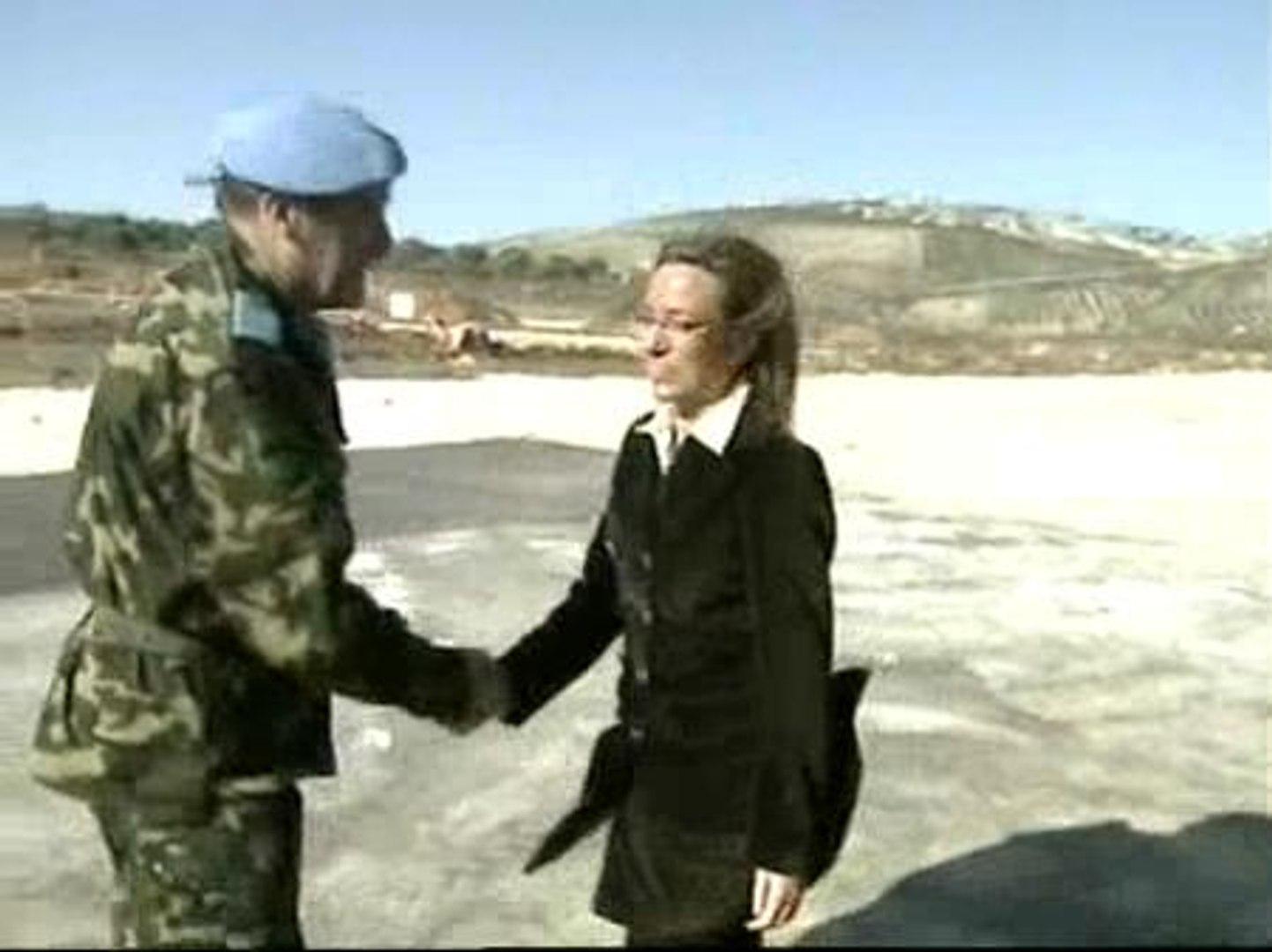 España toma el mando de la misión de la ONU en Líbano