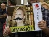 La presidenta del Parlamento Balear declara ante el tribunal por un caso de corrupción urbanística