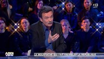 Edwy Plenel obsédé par l'affaire Benalla - Les Terriens du Samedi - 30/03/2019