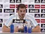 """Casillas: """"Tampoco hay que estar tan preocupados"""""""
