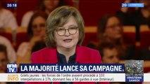 Nathalie Loiseau donne le coup d'envoi de la campagne LaREM pour les européennes