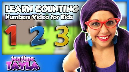 Learn Counting - Numbers Video for Kids