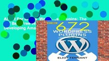 About For Books  WordPress Plugins: The 672 Best Free WordPress Plugins for Developing Amazing and
