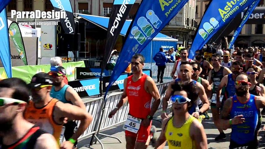 Campeonato de España de Duatlon   Categoria Popular - Avilés 2019
