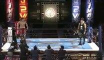 Sanada vs Hirooki Goto