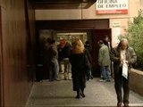 123.543 desempleados en marzo