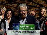 """Arenas afirma que """"las principales víctimas de las mentiras de las crisis"""" son las mujeres y los jóvenes"""