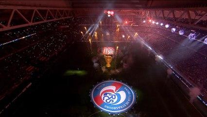 Le show d'ouverture de la finale de la Coupe de la Ligue BKT 2019