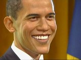 Obama ya está en el museo de cera