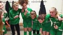 Qualification en demi-finale de la coupe des Yvelines des U16F avec une belle victoire 4-0 face au FC Mantois ! Bravo les filles  Esprit club, Esprit FCRY !