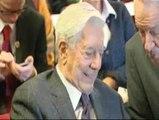 Vargas Llosa, listo para recibir el Premio Nobel de Literatura 2010