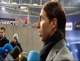 """Sergio Ramos: """"El árbitro podría haberse ahorrado la tarjeta"""""""