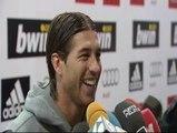 """Sergio Ramos: """"Quería sacarme una espinita clavada"""""""