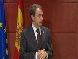Zapatero recuerda los intereses de España con Marruecos