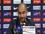 """Guardiola: """"Hay que intentar cerrar los partidos"""""""