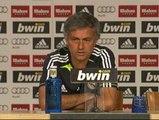 """Mourinho: """"En este momento de construcción del equipo hay principios intocables y Cristiano los representa"""""""