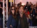 Julia Roberts y Javier Bardem, aclamados en San Sebastián