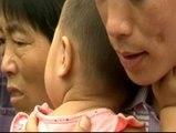 Tres bebés con pechos prematuros en Pekín debido al consumo de leche adulterada