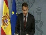 """Zapatero pide """"no politizar"""" la prohibición de las corridas en Cataluña"""