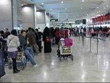 La huelga de controladores deja menos caos del esperado en los aeropuertos