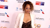Essence Atkins 50th NAACP Image Awards Non-Televised Dinner Red Carpet