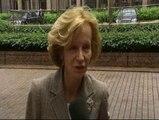 Salgado anuncia que los ministros europeos van a regular los gestores de fondos especulativos