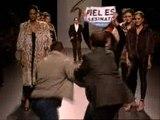Cibeles cierra con Cibeles que incitan a la protesta y a la rebeldía