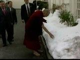 El Dalai Lama en la Casa Blanca