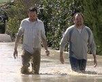 Córdoba  sigue bajo las aguas
