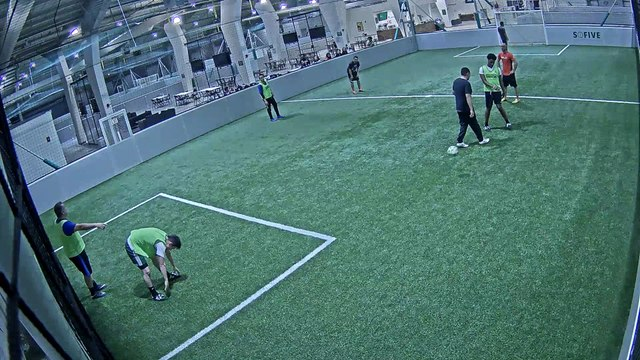 03/31/2019 00:00:01 - Sofive Soccer Centers Rockville - Old Trafford