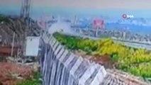 Römork Faciasının Görüntüleri Ortaya Çıktı...şanlıurfa'da 2 Kişinin Öldüğü Facia Kamerada