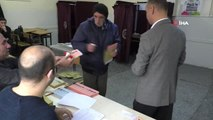 Yozgat'ta Ambulansla Oy Kullanmaya Geldiler