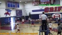 Newport Harbor Sailors Los Alamitos Griffins JV 3-27-19
