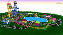 Parking Jouets - dessin animé Cars - Parking pour Enfants, Jouets pour les Enfants de - de Voiture pour Enfants - dessin animé Cars