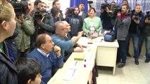 CHP Lideri Kemal Kılıçdaroğlu Oy Kullandı, Açıklama Yaptı