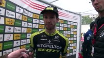 Adam Yates - Post-race interview - Stage 7 - Volta a Catalunya 2019