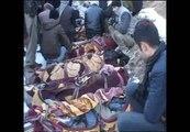 Decenas de kurdos muertos en un bombardeo de la aviación turca