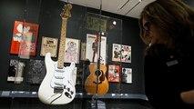 A Rock and Roll története: legendás zenészek hangszerei a Met-ben