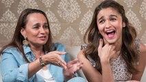 Alia Bhatt Mother Soni Razdan Slammed By Netizens For Her Comments    Filmibeat Telugu
